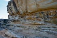 Bare Island Sandstone mural La Perouse Sydney