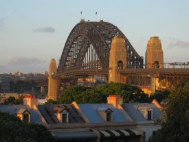 Dawes Point Sydney Harbour Bridge (1)